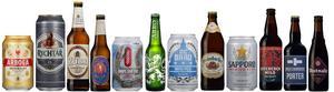 Tolv nya öl anlände 1 september till bolagets hyllor. De ska finnas tillgängliga några månader och konkurrera med det befintliga sortimentet. Säljer de bra så kan de erhålla en åtråvärd fast listning – på bekostnad av en mindre säljande produkt i samma stil.Bild: Sune Liljevall