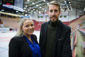 Eric Westlund och Jennifer Engström följer Timrå från insidan den här säsongen.