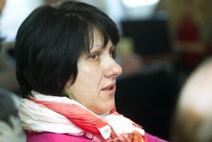 Suzana Stamenkovic från Serbien, som driver företaget Hushållstjänst i Gävle.