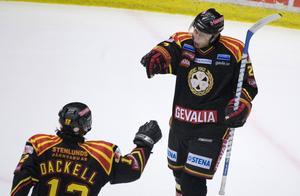 Pavel Brendl gjorde 31 mål på 54 matcher i grundserien för Brynäs säsongen 2007/2008 – nu kan den hårdskjutande forwarden vara på väg till Sandvikens IK.