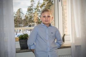 Anton Dahlberg har tagit hand om skräp i Avesta sedan sex år tillbaka.