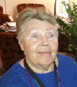 Sibylla Margareta Kjelsson blev 83 år gammal.