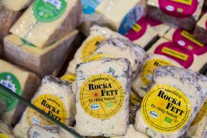 Störst efterfrågan har det varit på Rocka fett-osten.