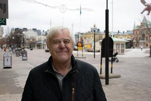 Sören Johansson, 75, pensionär, Härnösand: