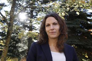 Zandra Edwardsson, grundare av föreningen Balans.