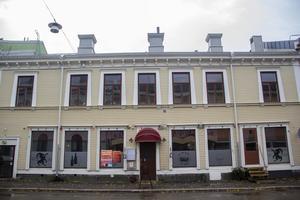 Restaurangen är i dag ett av få ställen i Söderhamn där man kan uppleva livemusik. Jens Andersson hoppas att det kan fortsätta.