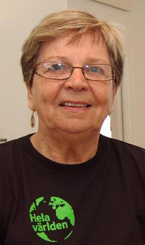 – Internationella gruppen i Mockfjärd är livaktig och gör stor nytta, konstaterar medlemmen Irma Rönnbäck.