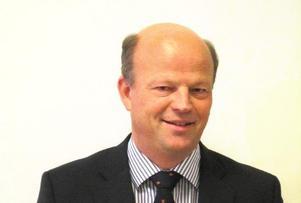 Henrik Klackenberg, riksheraldiker.