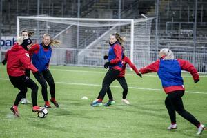 Kif Örebro möter härnäst Eskilstuna på Berhn arena i en tuff träningsmatch. Sist lagen möttes i svenska cupen förlorade Kif med 0–4 .