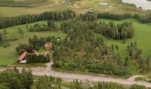 En villa i Morbygden i Falu kommun kom på sjätte plats på Klicktoppen för förra veckan. Foto: Patrik Persson