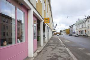 Bredvid First hotel Statt i Söderhamn har pizzeria Saga länge funnits. Nu flyttar en sushirestaurang in istället.