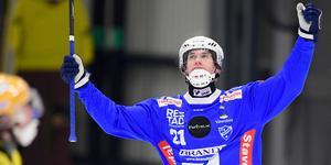 Emil Viklund. Bild: Mikael Fritzon / TT