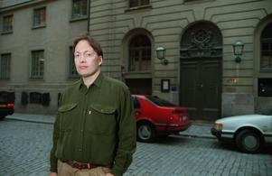 Horace Engdahl var länge verksam som dans- och litteraturkritiker. Foto: Gunnar Ask/TT