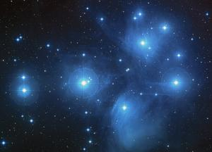 När Galileo Galilei kikade ut i rymden med sitt teleskop upptäckte han ett oändligt antal stjärnor. Foto: NASA, ESA, AURA/Caltech, Palomar Observatory