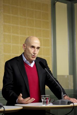 Olle Wästberg påminde nyligen om Liberalernas historia som  närdemokratiförespråkare. Foto: Chrsitine  Olsson / TT