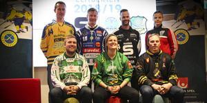 Tränarna i elitserien 2018/19.