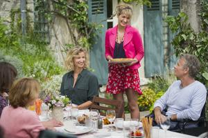 Den ytlige företagsledaren Jocelyn hamnar i trubbel när han börjar spela dubbelspel med två systrar (Alexandra Lamy och Caroline Anglade) i filmen