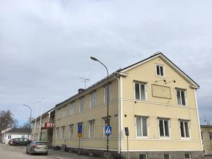 HT:s kontorsbyggnad mot Västra Tullgatan kommer att hyras ut som kontor efter Perols ombyggnation.