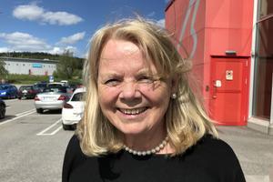 Ingrid Lundström, 64, inspiratör, Uppsala: