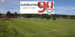 Roslagsbro IF fyller 90 år. Foto: Jessica Eriksson/Roslagsbro IF