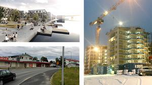 De planerade nybyggda hyreshusen på Norra kajen, i Njurundabommen och i Bosvedjan kan drabbas om bidraget dras in.