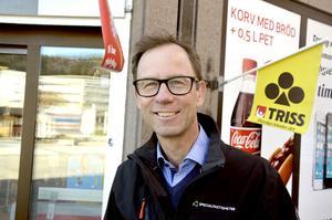 Tomas Edström, 55, fastighetsförvaltare, Strömås: