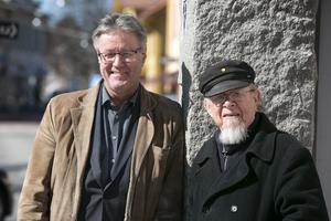 Pellas Mats och Pelle Lindström ser fram emot påskens två konserter.
