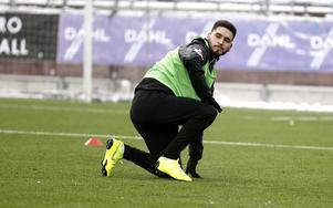 Alfred Ajdarevic hoppas att Jonas Thern ska få fart på karriären.