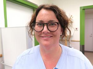 – Det har tagit tid, men nu arbetar hela vår verksamhet efter de nya riktlinjerna, säger Cathrine Björklund, barnmorska på förlossningsavdelningen på Gävle sjukhus.