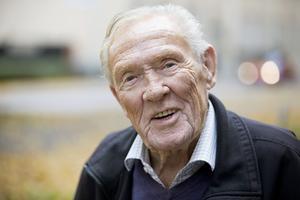 Lennart Sundberg, 84 år, pensionär, Gävle:
