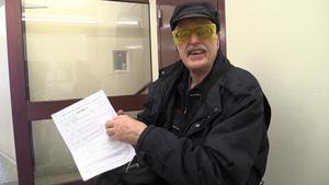 Bengt-Göran Norlin är diabetiker och synskadad. Han är beroende av flera mediciner.