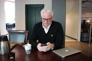 Skara stadshotells vd Bengt Roser.