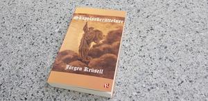 """Jörgen Krüsells nya bok """"Skapelseberättelser"""" som kom ut 9 maj är första delen av tre under namnet Candlemass-trilogin."""