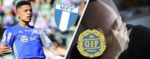 Stäng övergångsfönstret mellan svenska klubbar efter seriestart, anser Svalle. Bilder: Mats Olsson / Fredrik Sandberg/TT