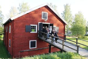 Tillställningen ägde rum i Fornhemmets loge. Läsarbild: Ulf Engström.