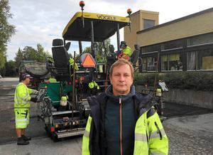 Mikael Johansson säger sig tycka kritiken mot framkomligheten på Alnövägen är befogad.