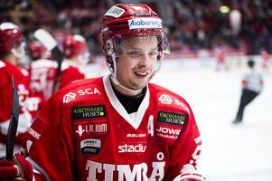 Timråstjärnan har hittat glädjen igen efter återkomsten till Sverige, det glädjer även NHL-klubben San Jose.
