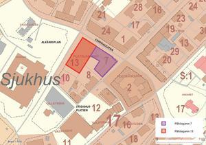 Karta: Nynäshamns kommun