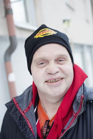 Billy Nilsson, ordförande för Kris, Kriminellas revansch i samhället, i Gävle.