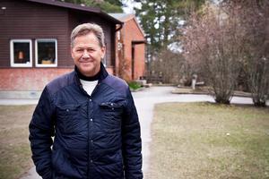 Anders Cargerman (L), ordförande i barn- och utbildningsnämnden.
