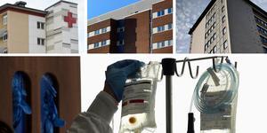 Det finns tecken som tyder på att cancervården kan komma att centraliseras i Region Västernorrland. Det går dock att ha cytostatikabehandlingar på alla regionens tre sjukhus, enligt insändarskribenten. Foto: Arkivbild, AP.