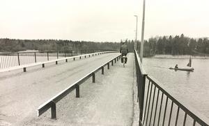 Björnöbron 1978.