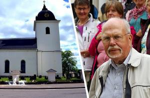 Husby kyrka är en av pärlorna i Hedemora som guiden Sven G Bergkvist besökt många gånger under sina turer för att lyfta Södra Dalarnas historia.