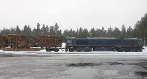 Under vintern kommer några tåg med sågtimmer att köras till Malungsfors för att det hela ska utvärderas.