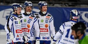 13–2 i första mötet. På fredagen vann Villa mot Motala igen, den här gången med 5–1. Bild: Ulf Palm / TT