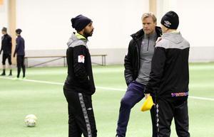 Marcus Bengtsson och Johan Mjällby är redo för säsongens första match.