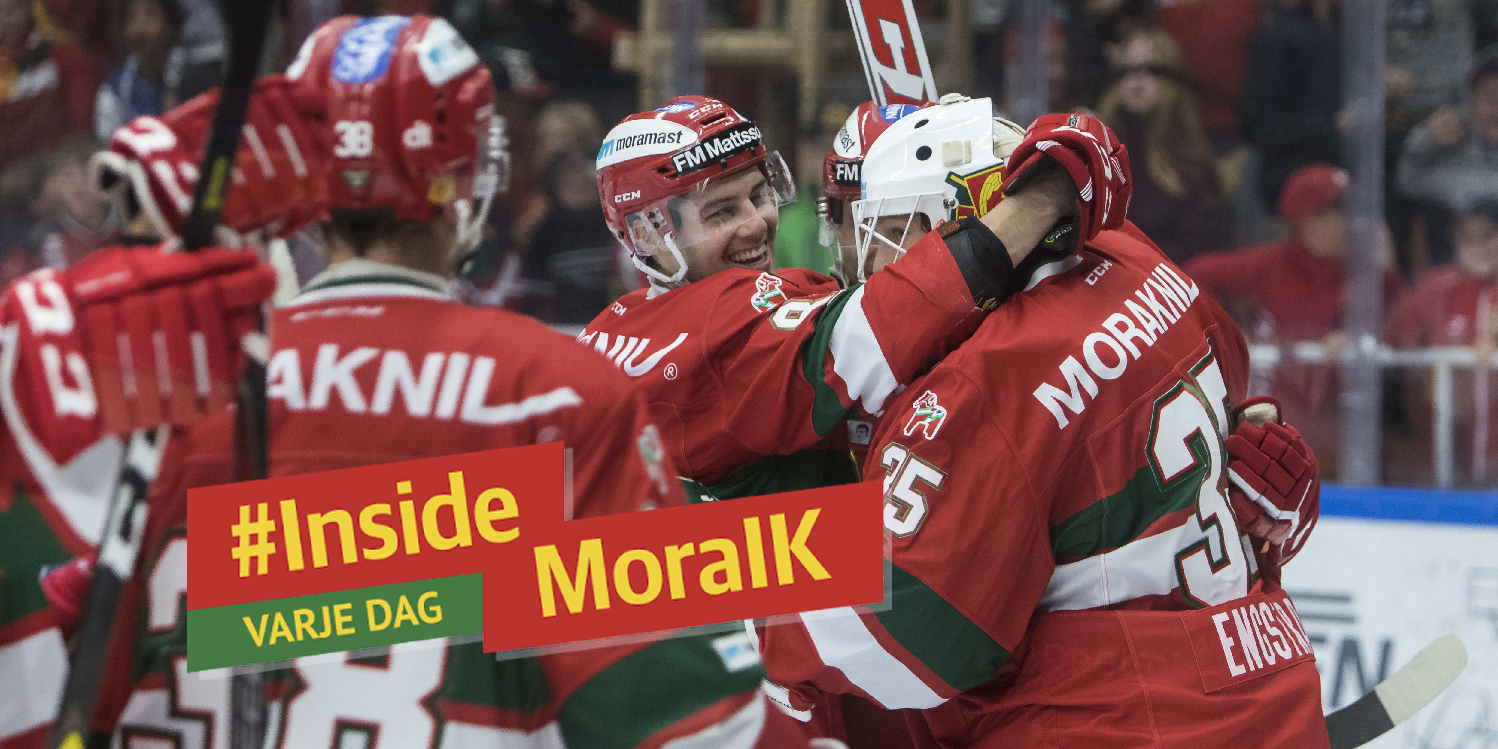 Tung forlust for mora