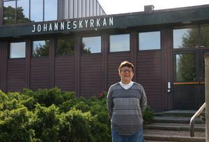 Eva-Lena Gustavsson välkomnades av Equmeniakyrkan som den nya pastor i församlingen Johanneskyrkan.