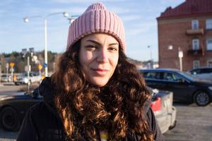 Sara Salehinia, Falun.