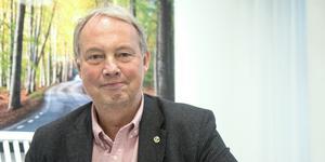 Harry Bouveng (M) är nyutnämnt kommunalråd och ny ordförande för kommunstyrelsen i Nynäshamn.